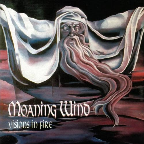 Moaning Wind - Visions in Fire