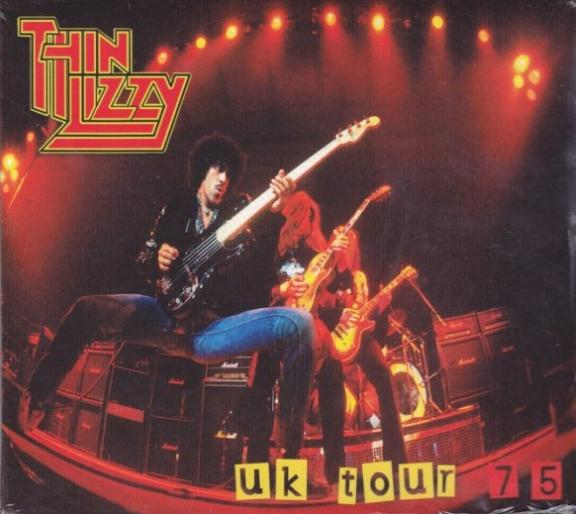 Thin Lizzy - UK Tour '75