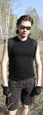 "Alex ""Morblack"" Sibrikov"
