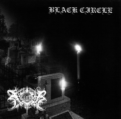 Xasthur / Black Circle - A Living Hell