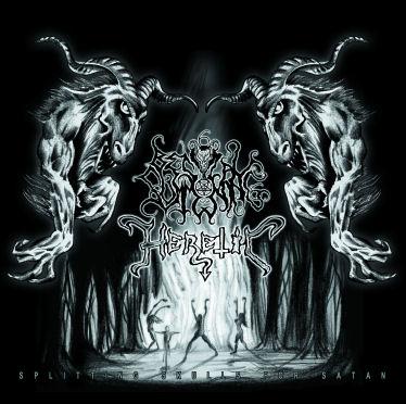Heretic / Bestial Summoning - Splitting Skulls for Satan