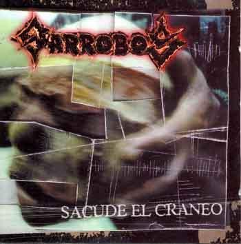 Garrobos - Sacude el cráneo