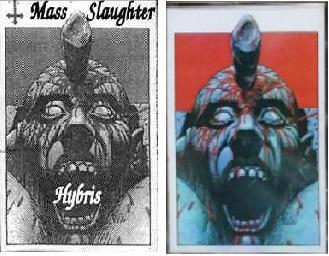 Mass Slaughter - Hybris