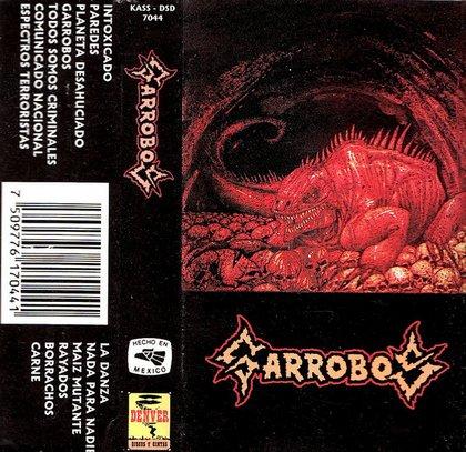 Garrobos - Garrobos