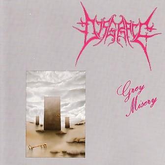 Disgrace - Grey Misery
