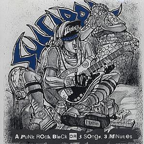 Suicidal Tendencies - A Punk Rock Block or 3 Songs, 3 Minutes