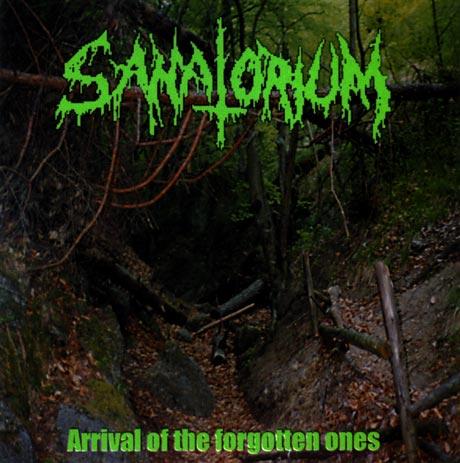 Sanatorium - Arrival of the Forgotten Ones