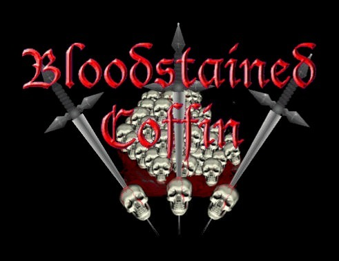 Bloodstained Coffin - Logo