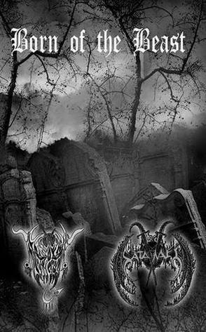 Black Angel / Lord Satanael - Born of the Beast