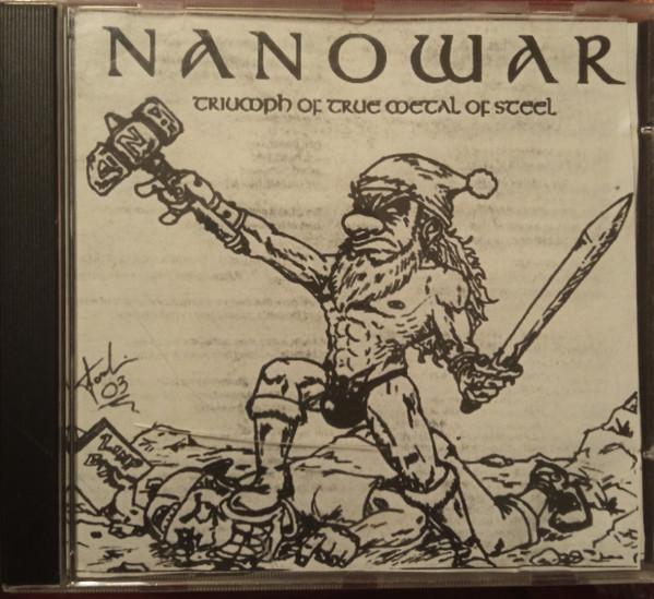 Nanowar of Steel - Triumph of True Metal of Steel