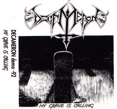 Decameron - My Grave Is Calling