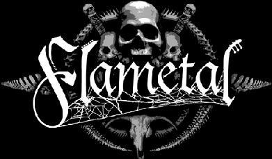 Flametal - Logo