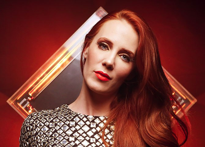 Simone Simons of EPICA (photo: Metal Archives)