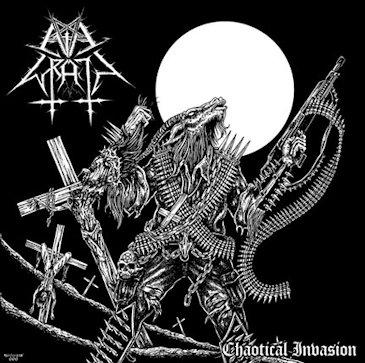 Evil Wrath - Chaotical Invasion
