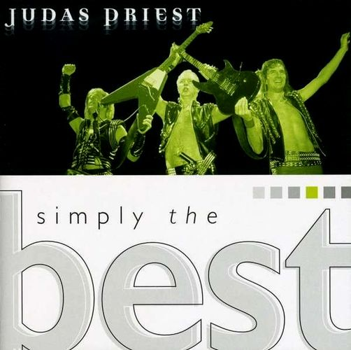 Judas Priest - Simply the Best