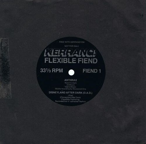 Anthrax - Flexible Fiend