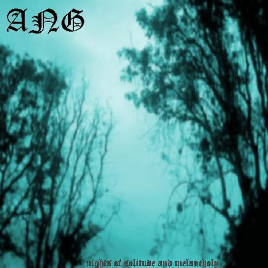 Music for the Nights of Melancholy cover (Click to see larger  picture)