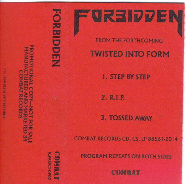 Forbidden - Step by Step Promo