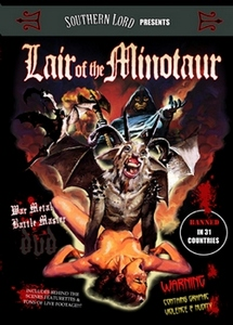 Lair of the Minotaur - War Metal Battle Master DVD