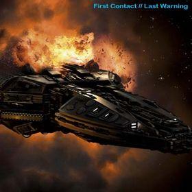 Jupiter Society - First Contact // Last Warning