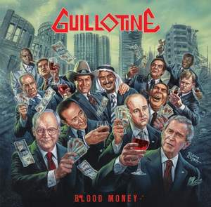 Guillotine - Blood Money