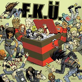 F.K.Ü. - Horror Metal Moshing Machine