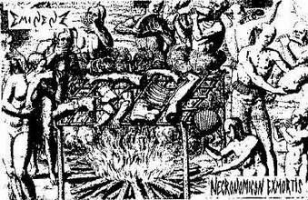 Eminenz - Necronomicon Exmortis