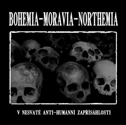 Sator Marte / Dark Earth / Sekhmet / Moravská Zima / Svartskogen - Bohemia-Moravia-Northemia (V nesvaté anti-humánní zapřísáhlosti)