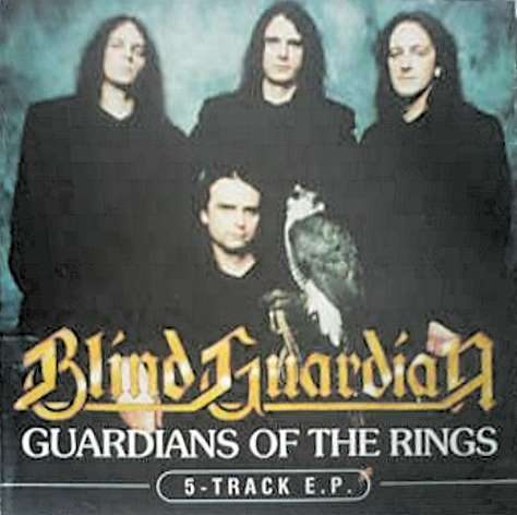 Blind Guardian - Guardians of the Rings