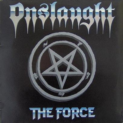 Onslaught - The Force