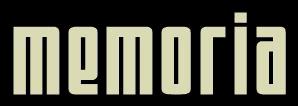 Memoria - Logo