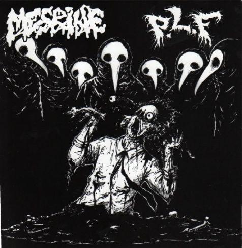 Mesrine / P.L.F. - Mesrine / P.L.F.