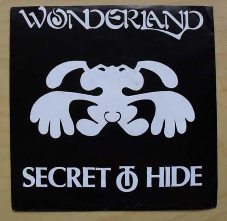 Wonderland - Secret to Hide