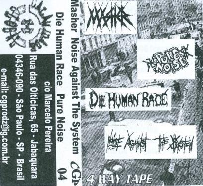 Die Human Race - 4 Way Tape
