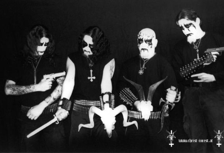 Christ Incest - Photo