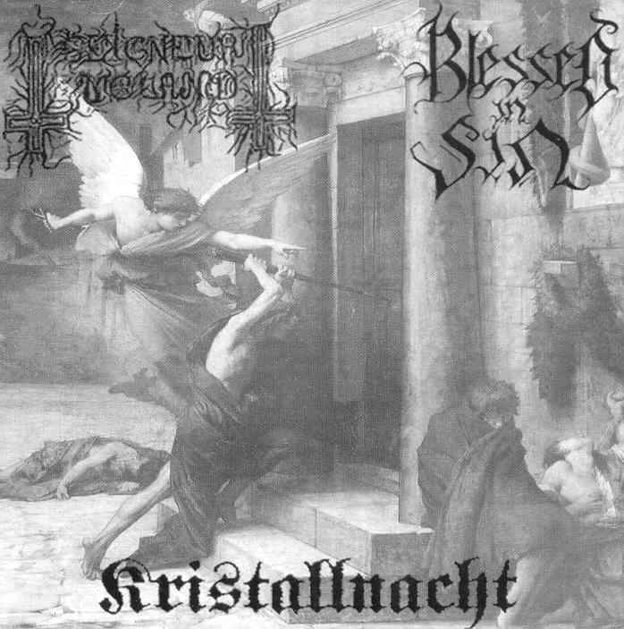 Seigneur Voland / Blessed in Sin / Kristallnacht - Gathered Under the Banner of Concilium