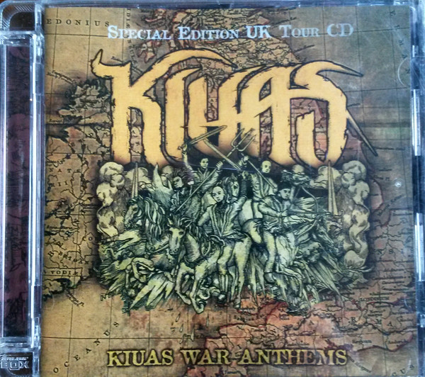 Kiuas - Kiuas War Anthems