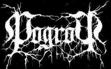 Pogrom - Logo
