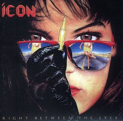 Icon - Right Between the Eyes