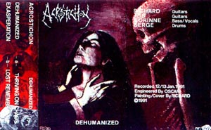 Acrostichon - Dehumanized