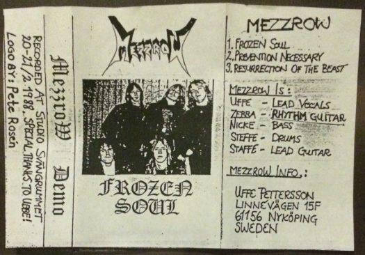 Mezzrow - Frozen Soul