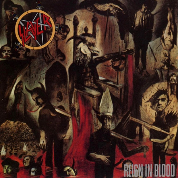 <br />Slayer - Reign in Blood