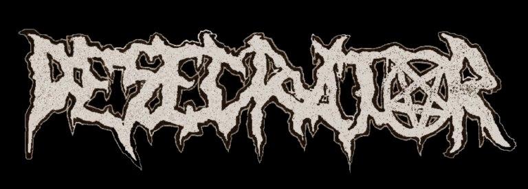 Desecrator - Logo