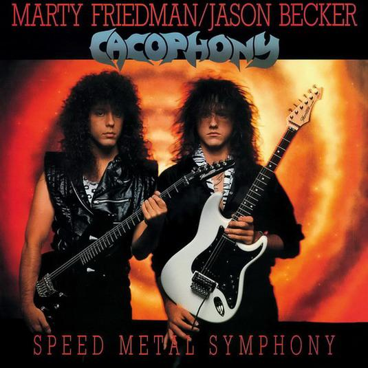 Cacophony - Speed Metal Symphony
