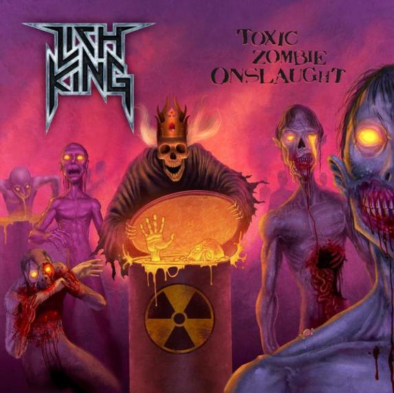 Lich King - Toxic Zombie Onslaught