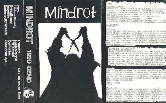 Mindrot - 1990 Demo