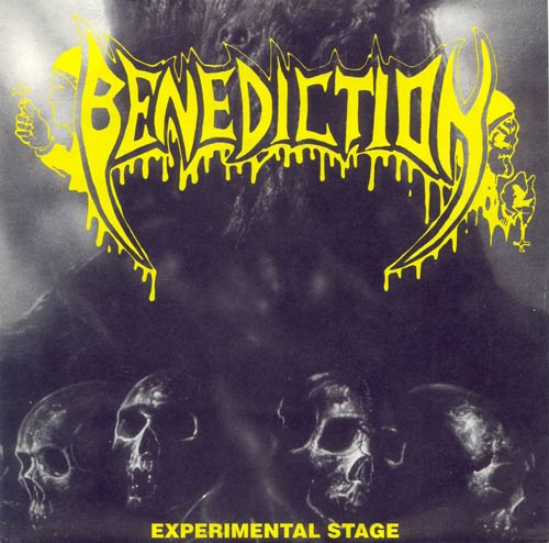Benediction - Experimental Stage