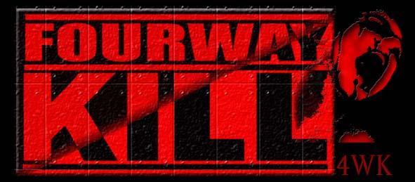 Fourwaykill - Logo