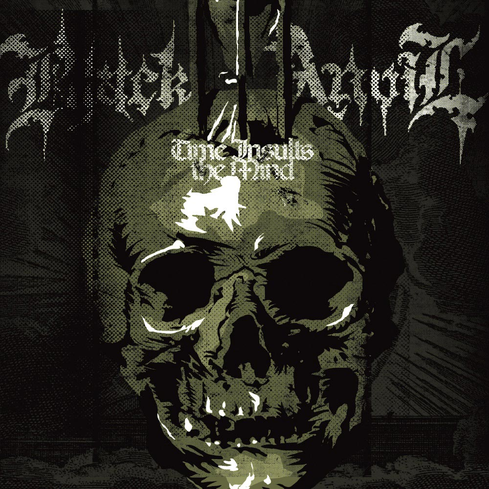 Black Anvil - Time Insults The Mind. 2008. 213195