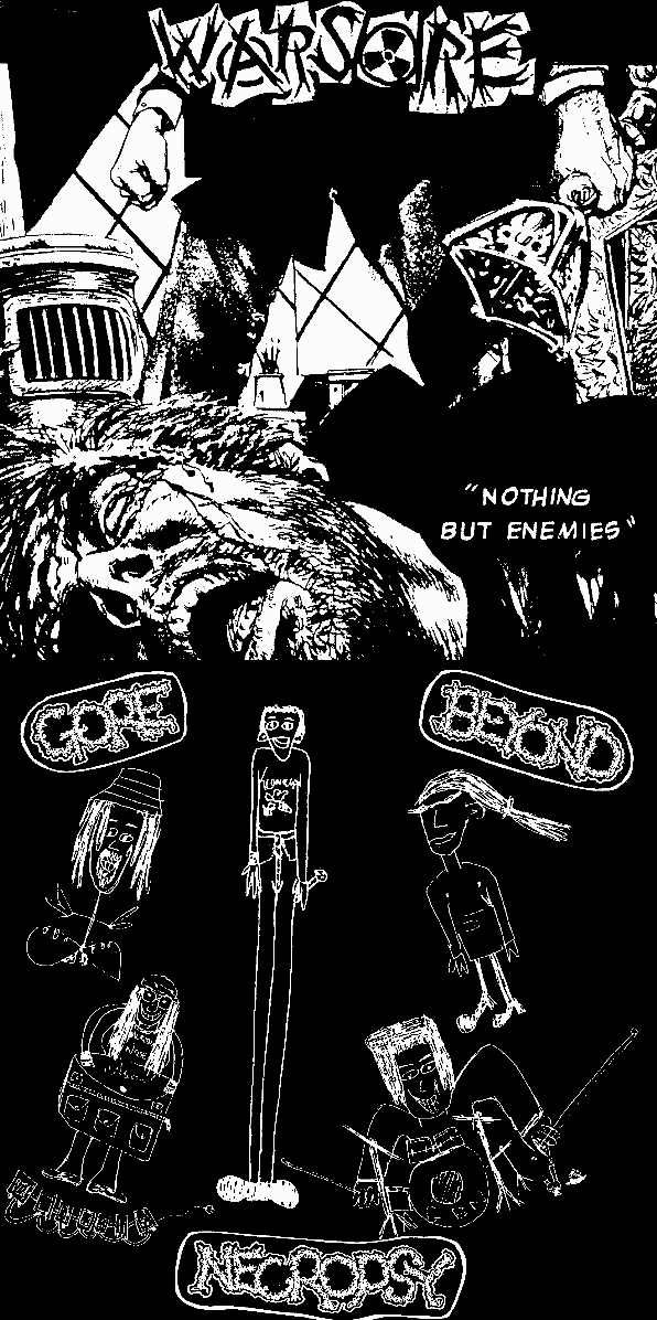 Gore Beyond Necropsy - Nothing but Enemies / Untitled